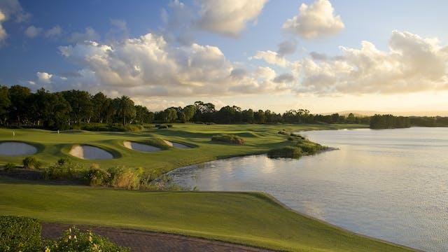 Golf Getaway at Links Hope Island Gol...