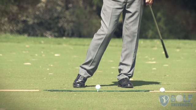 How To Vary Your Ball Flights