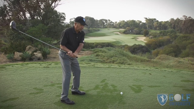 How To Hit A High Draw With Your Driver