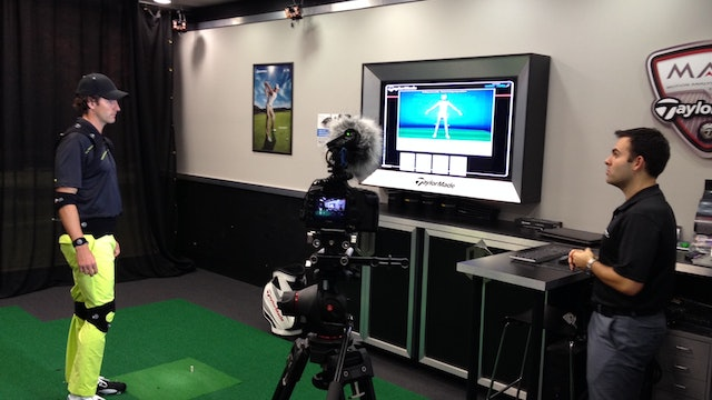 Golf Getaway at the TaylorMade Performance Lab