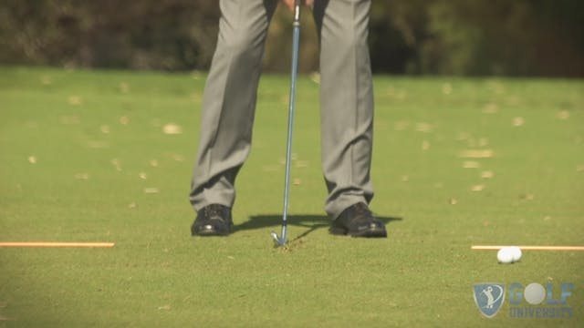 Ball Position Drill - How To Find the...
