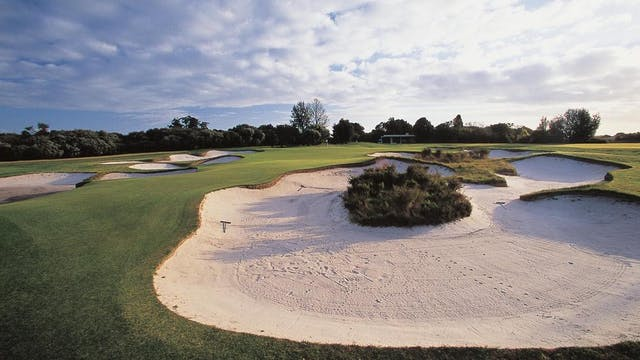 Golf Getaway at Royal Melbourne - Eas...