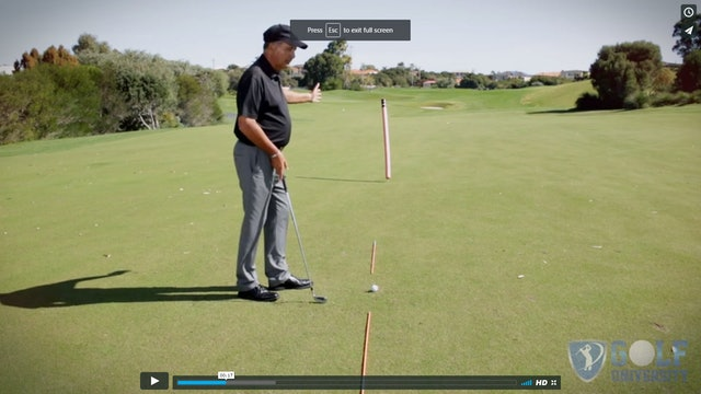 Iron Mastery Video Series - Video 2 - How to Be More Accurate With Your Irons
