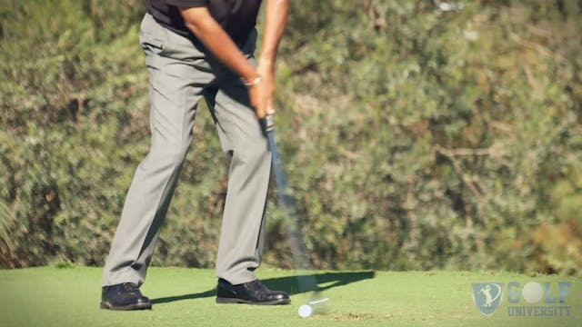 How to Hit a Low Fade With Your Irons