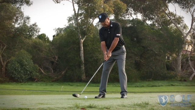 How To Hit A Low Draw With Your Driver