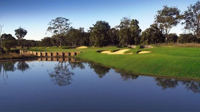 Golf Getaway at Kooindah Waters Golf Resort