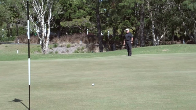 How To Putt From 60 Feet Or More