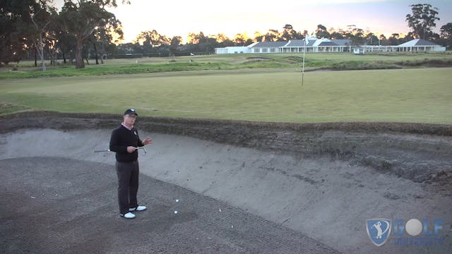 The Importance of a Repeatable Bunker...