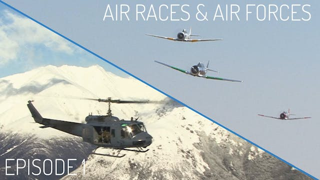 FPTV S1 Ep01 Air Races and Air Forces