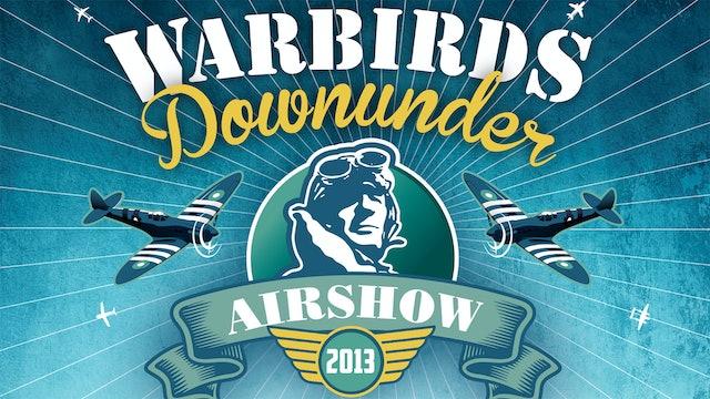 Temora Warbirds Downunder 2013