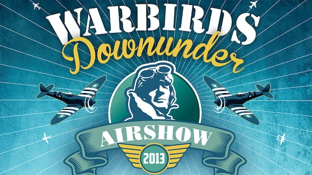 Temora Warbirds Downunder 2013