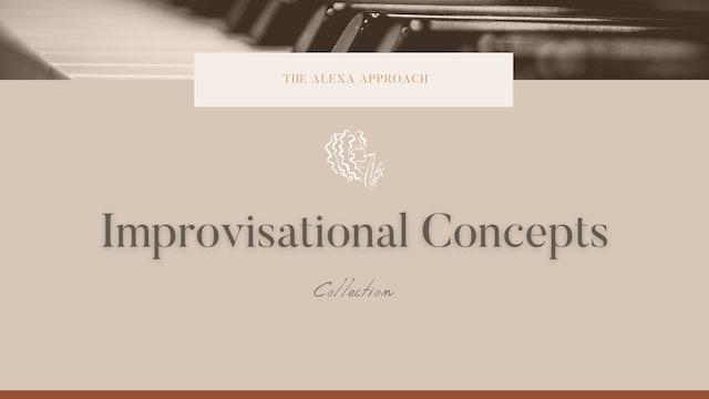 Improvisational Concepts