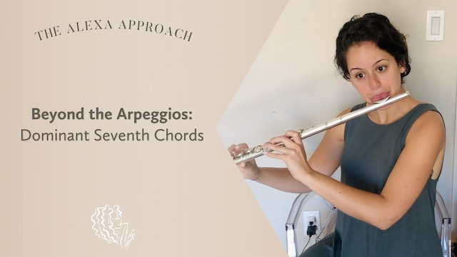 Beyond the Arpeggios: Dominant Seventh Chords