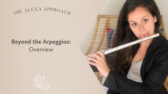 Beyond the Arpeggios: Overview