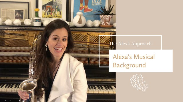 Alexa's Musical Background