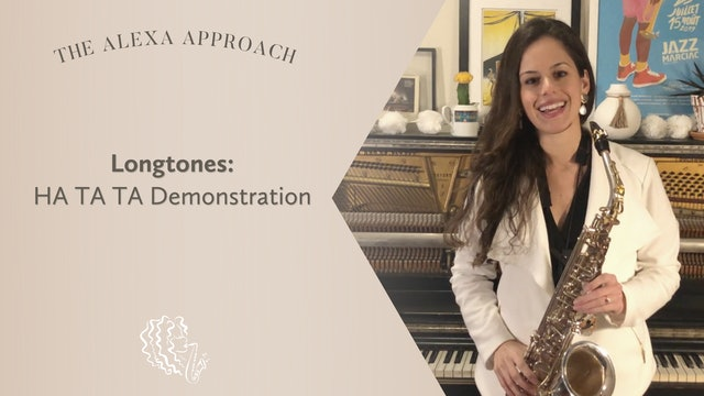 Longtones: HA TA TA Demonstration