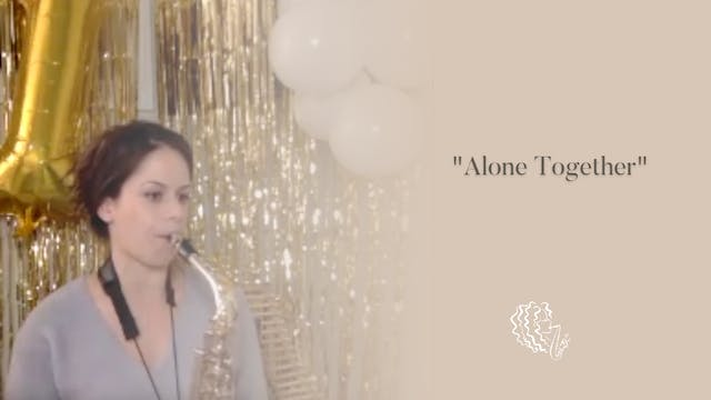 March 2021 Tune of the Month: Alone T...