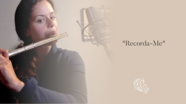 July 2021 Tune of the Month: Recorda-Me