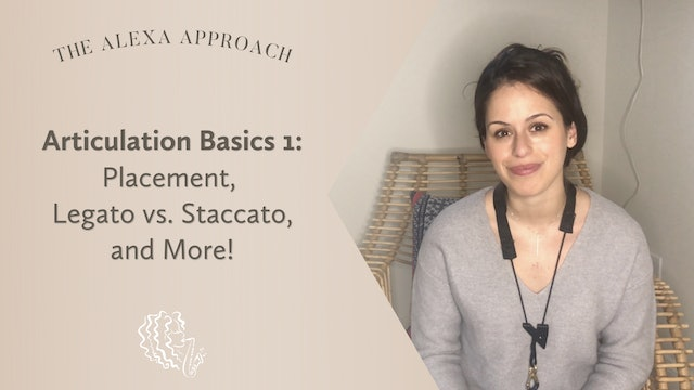 Articulation Basics 1: Placement, Legato vs Staccato, and More