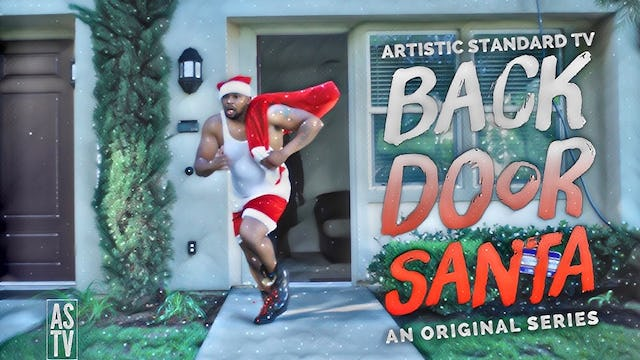 BACK DOOR SANTA - SEASON ONE