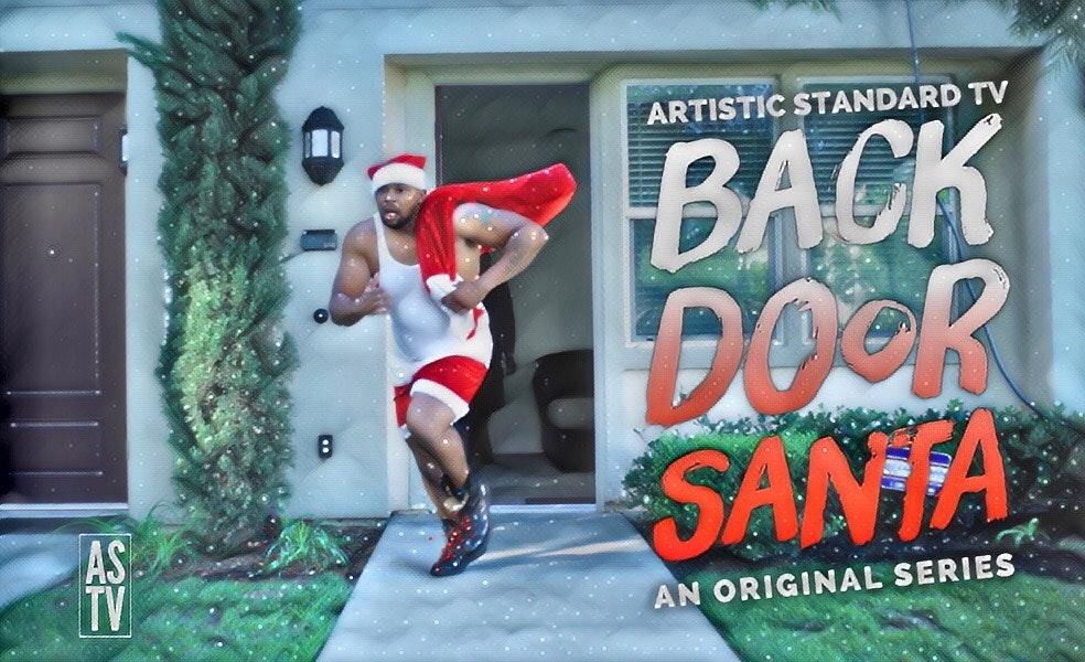 BACK DOOR SANTA - SEASON ONE & BACK DOOR SANTA - SEASON ONE - ARTISTIC STANDARD TV