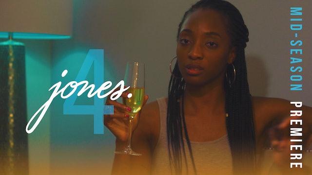 JONES  Episode 4   a love story x @genobrookstv  @ArtisticStandardTV (2019)