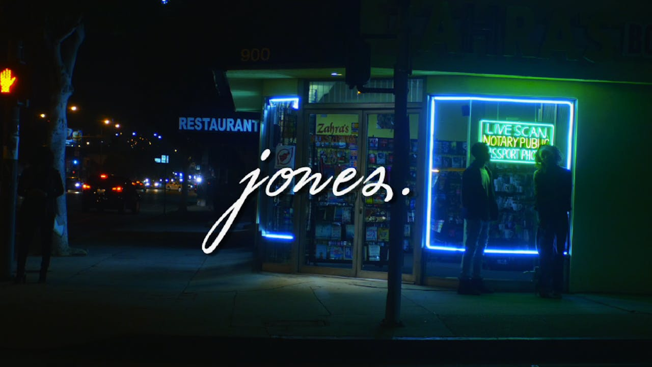 JONES | The series | a love story x Geno Brooks