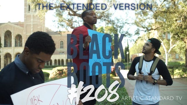 "BLACK BOOTS | Ep. ""#208"" 