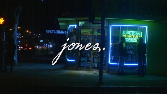 JONES | FIRST LOOK | teaser