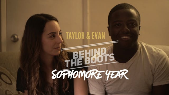 Black Boots - #BehindTheBoots (Taylor & Evan)