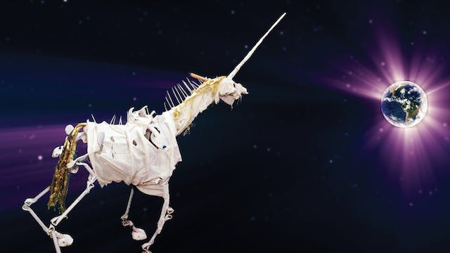 Unicorn Afterlife by Justin Perkins - May 7, 7:30p