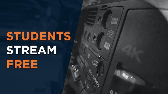 UF Students Stream Free