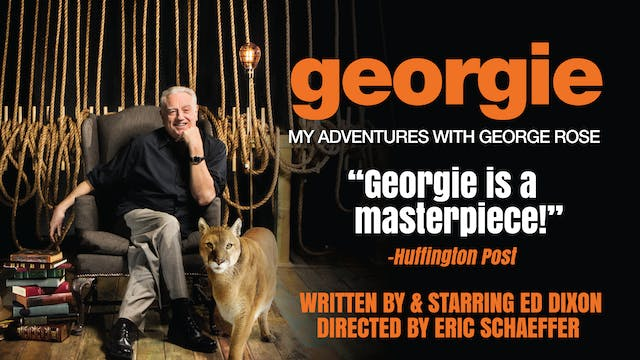 Ed Dixon on Georgie in The Mystery of...
