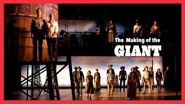 The Making of the Giant Cast Recording