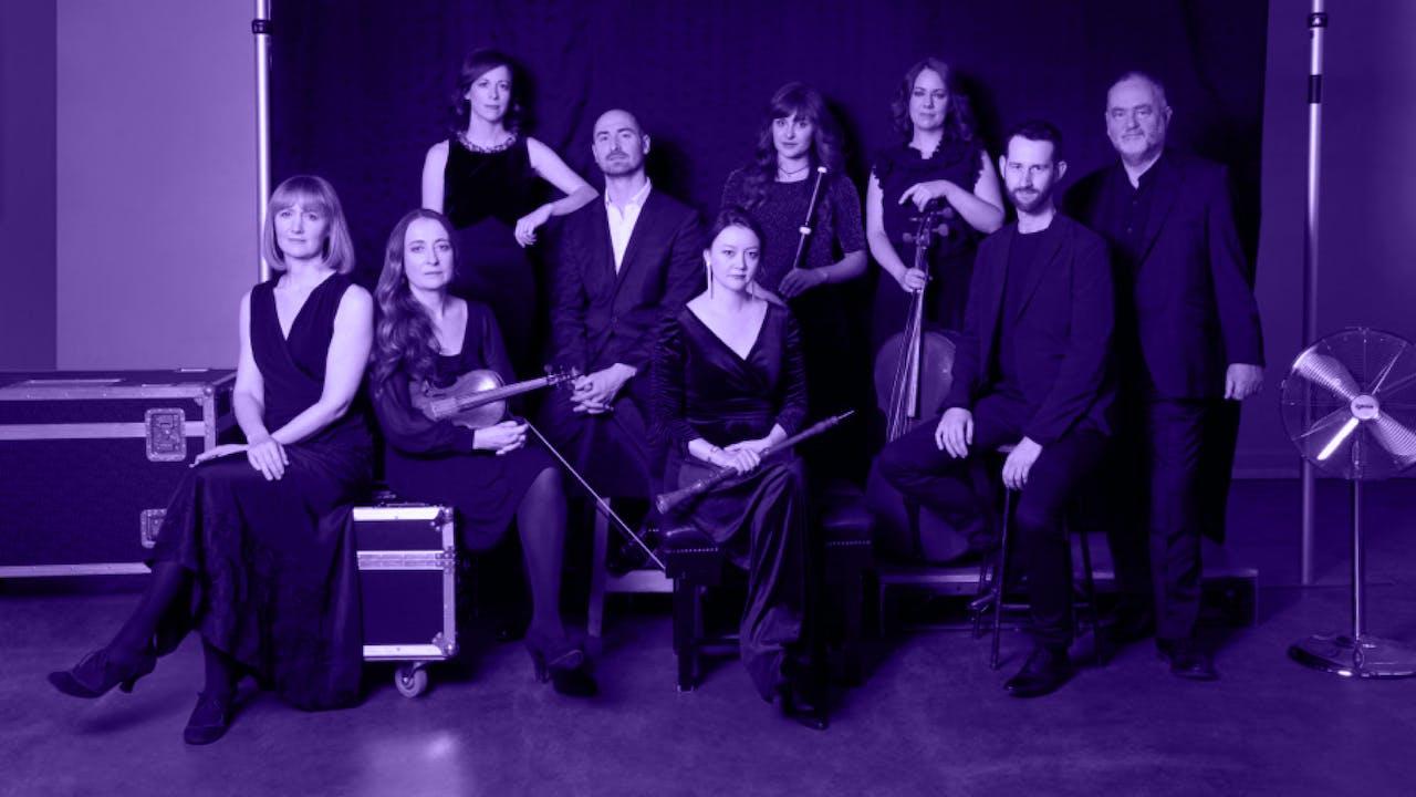 Irish Baroque Orchestra - Nov 14 8PM IT/3Pm ET