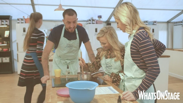 Six and Heathers stars Sophie Isaacs and Jodie Steele on WOSA Cookin'
