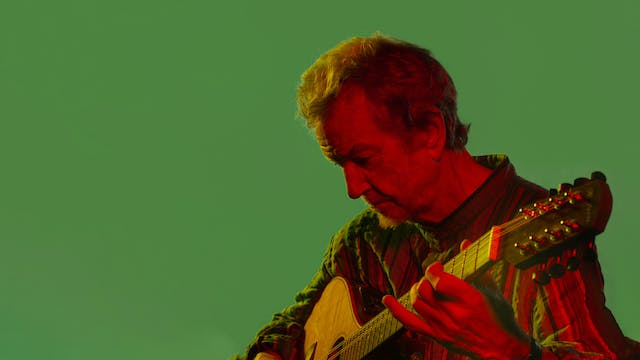 Andy Irvine - The Woody Guthrie Project