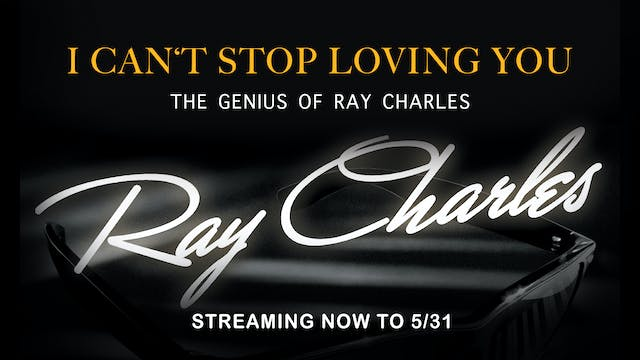 I Can't Stop Loving You   -   The Genius of Ray Charles