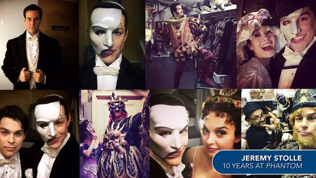 Phantom of the Opera's Masqueraders