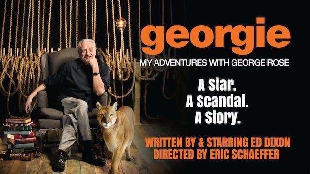 Ed Dixon on Georgie in You Can't Take...
