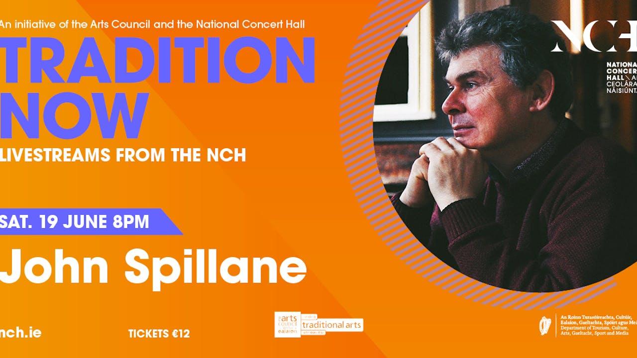 John Spillane - June 19 8pm IST