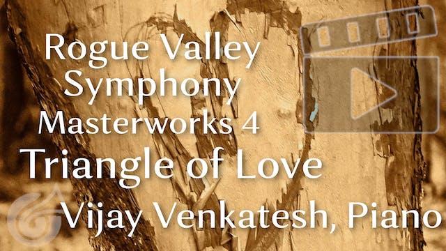 Masterworks 4 - Triangle of Love