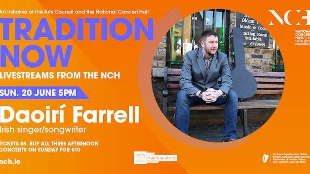 Daoirí Farrell - June 20 5pm IST