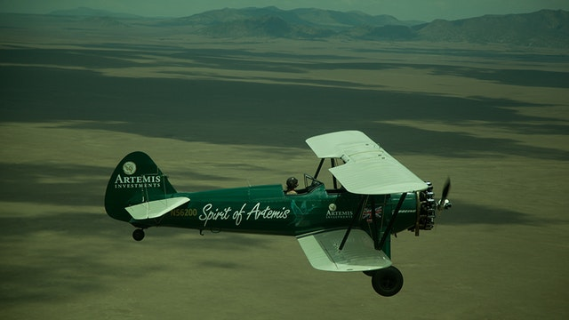 The Aviatrix Trailer