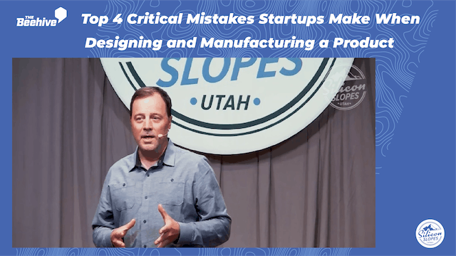 Top 4 Critical Mistakes Startups Make...