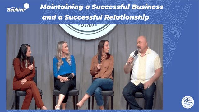 Maintaining a Successful Business and...