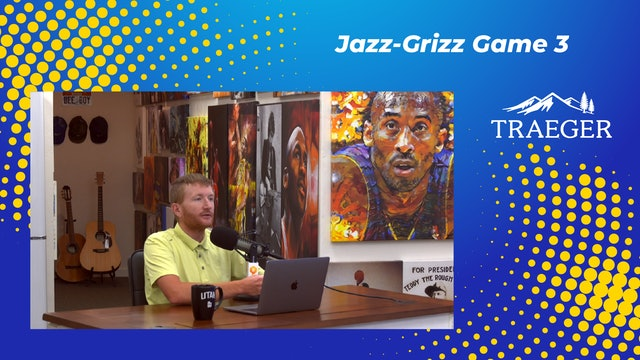 Jazz-Grizz Game 3: Great Offense, Not-So-Great Defense