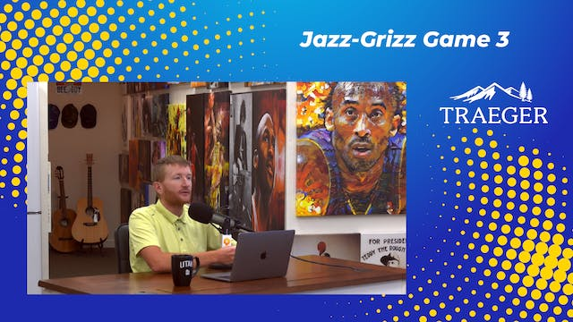 Jazz-Grizz Game 3: Great Offense, Not...
