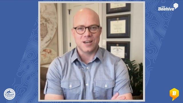 Cotopaxi CEO and Founder Davis Smith