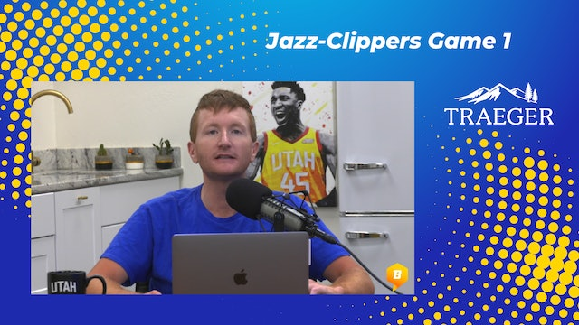 Jazz-Clips Game 1: The Emotionality Of Sports
